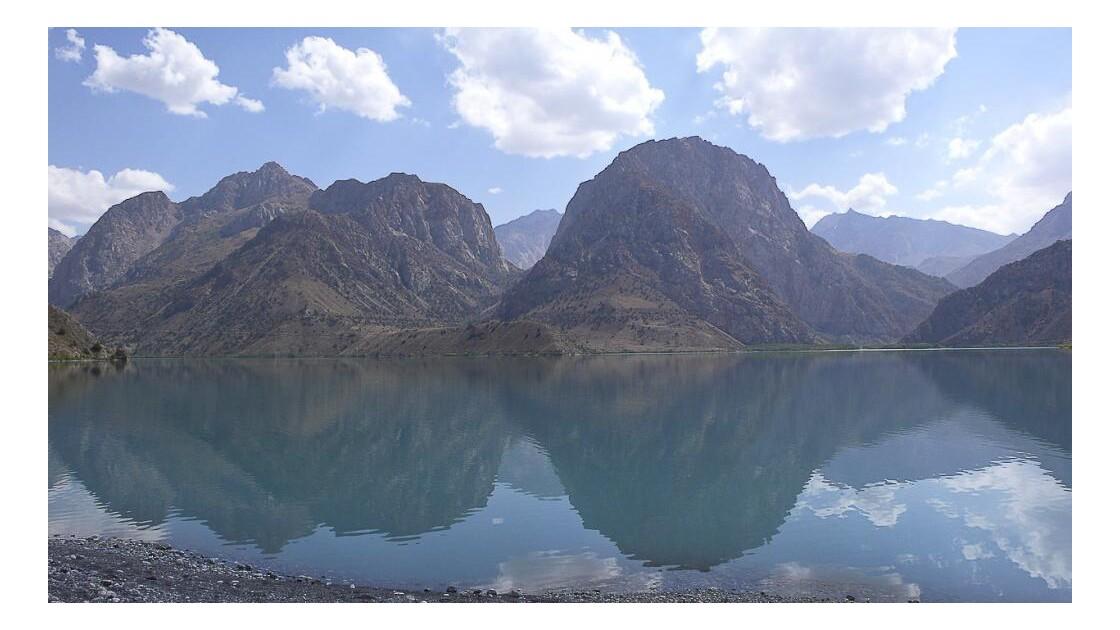 Lac d'Iskanderkul