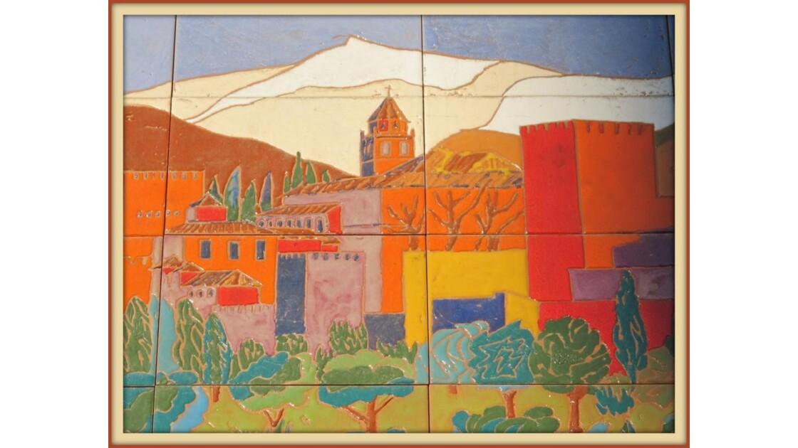 Alhambra et Sierra Neavada