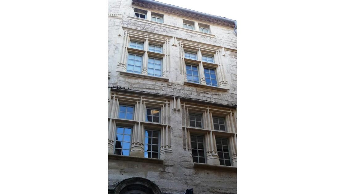 PEZENAS- Maison XVII èmè
