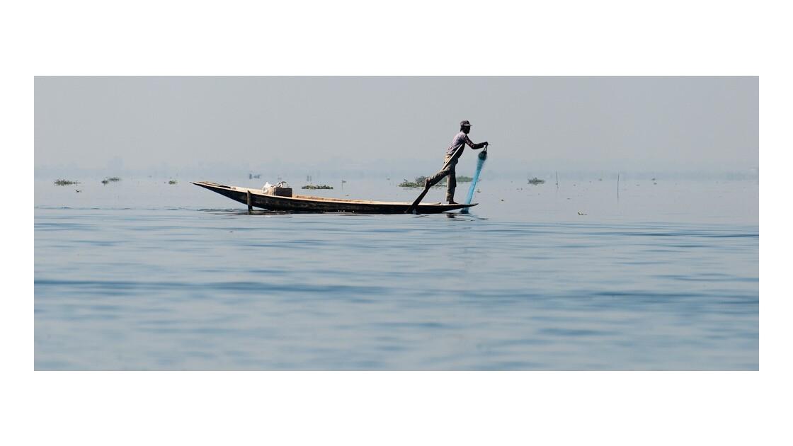 Pêcheur du lac Inlé