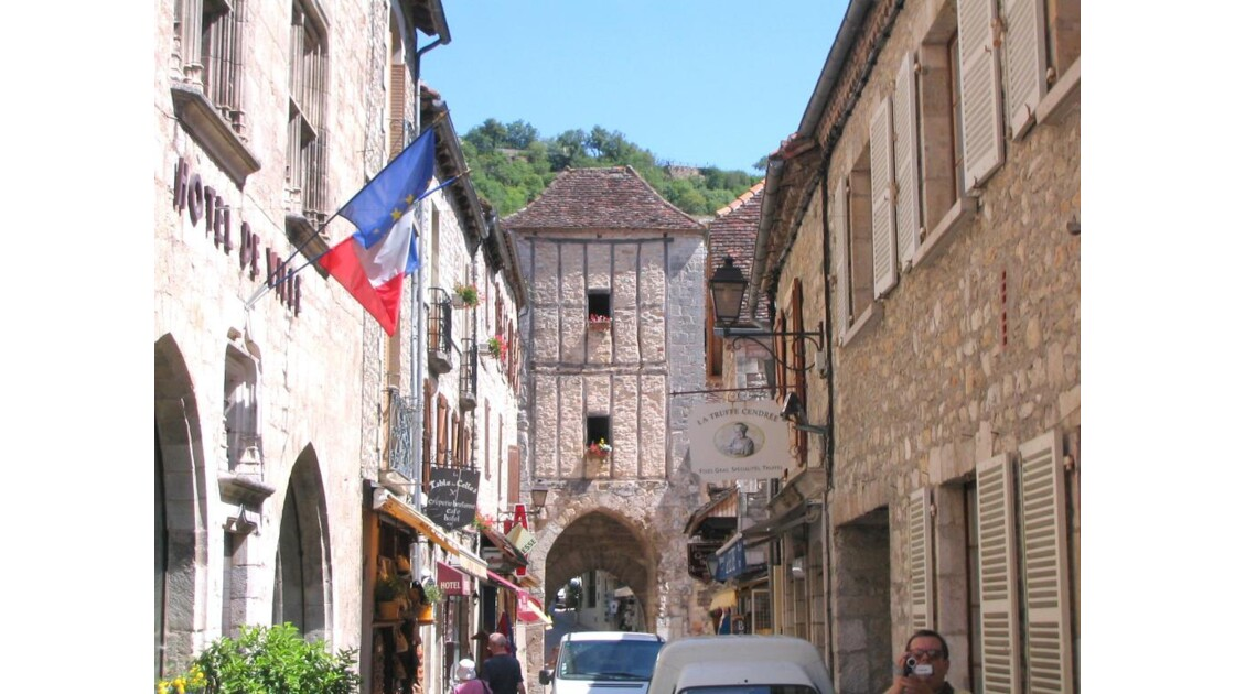 france Lot  Rocamadour