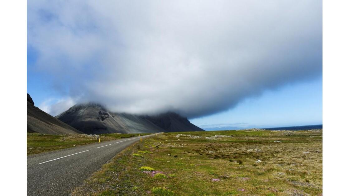 route N1 hamarsfjordur
