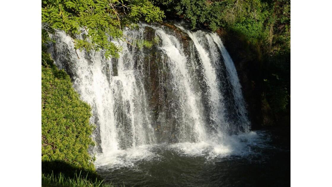 Cascade de Saillant