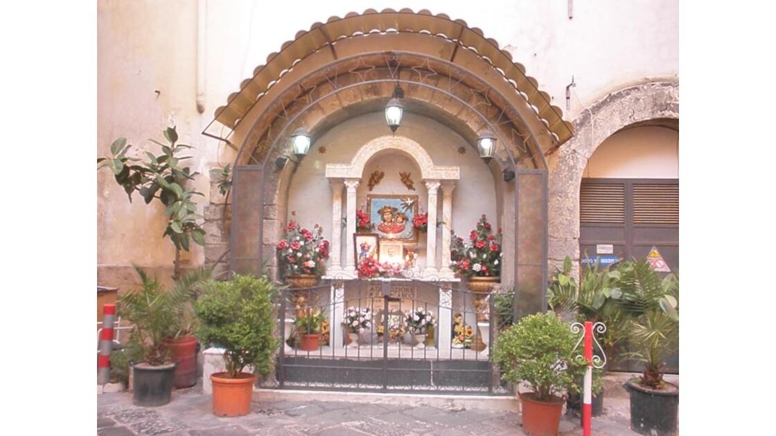 Chapelle dans Naples