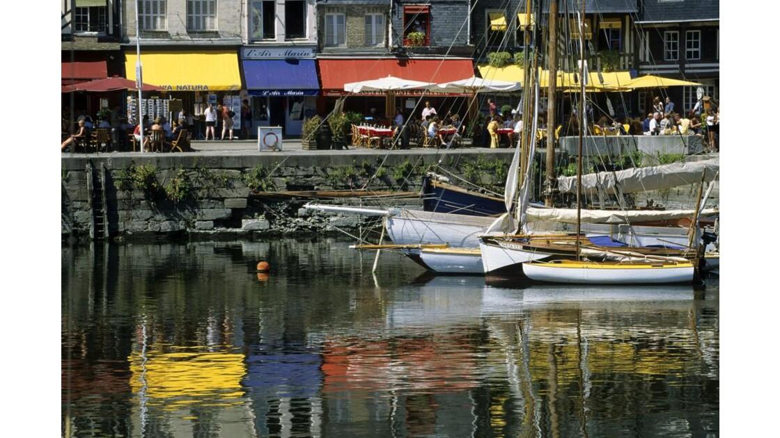 Vieux bassin d'Honfleur