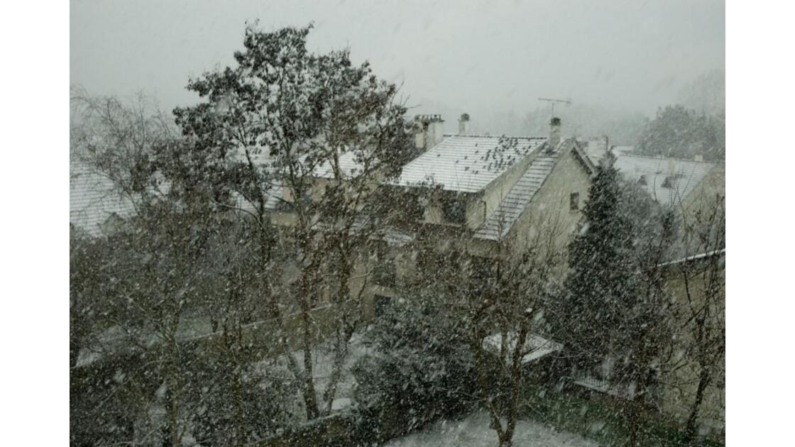 NOISY-LE-GRAND - Ciel d'aujourd'hui