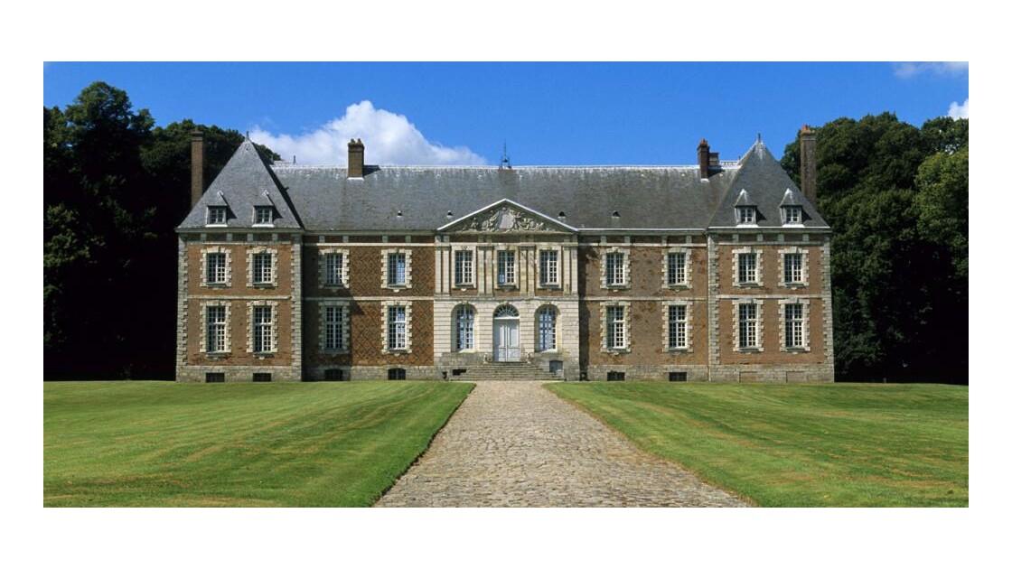 Château de Bosmelet à Auffay