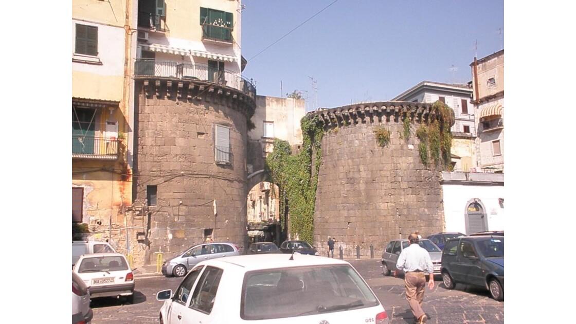 Remparts de la période espagnole