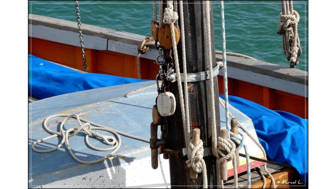 A Bord du Vieux Gréement