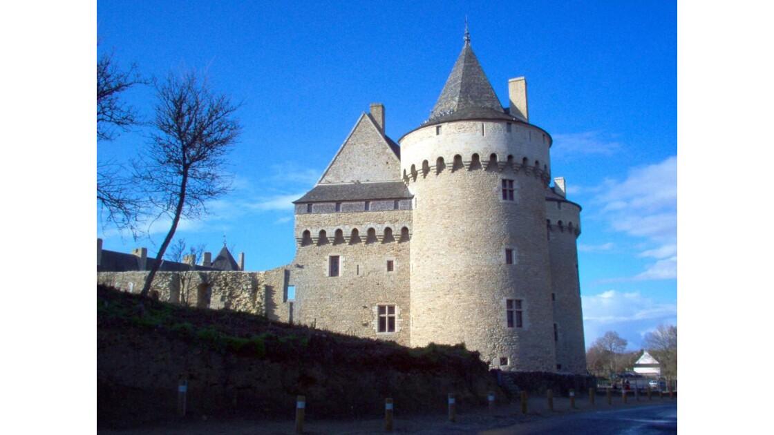 Chateau de Succinio