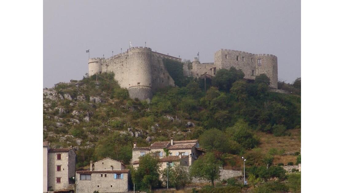 """""""Le Château dans la Brume""""II.JPG"""