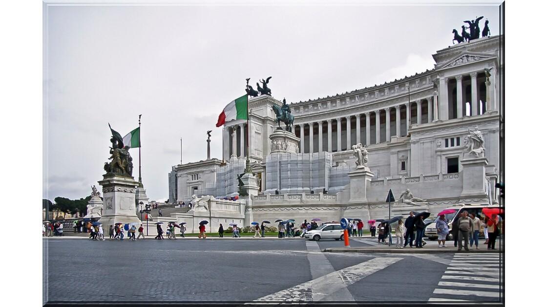 Monument de Victor Emmanuel II