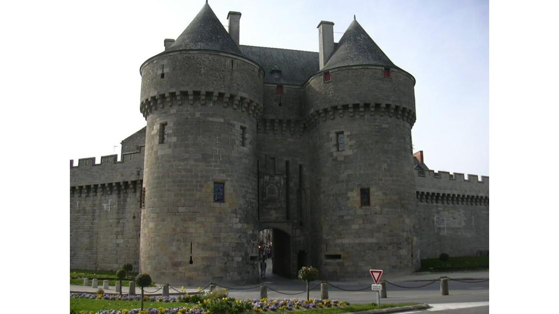Porte st Michel - Guérande