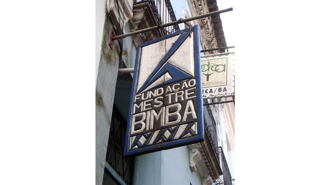 Capoeira Salvador de Bahia Bresil Bimb