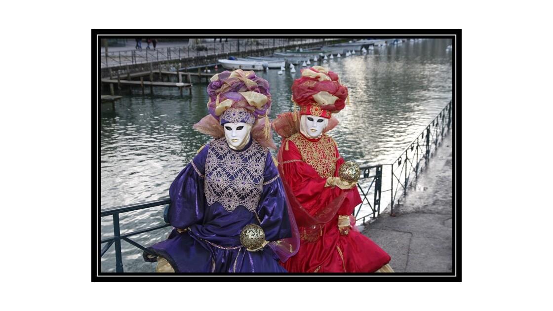"Carnaval d'Annecy ""12"""