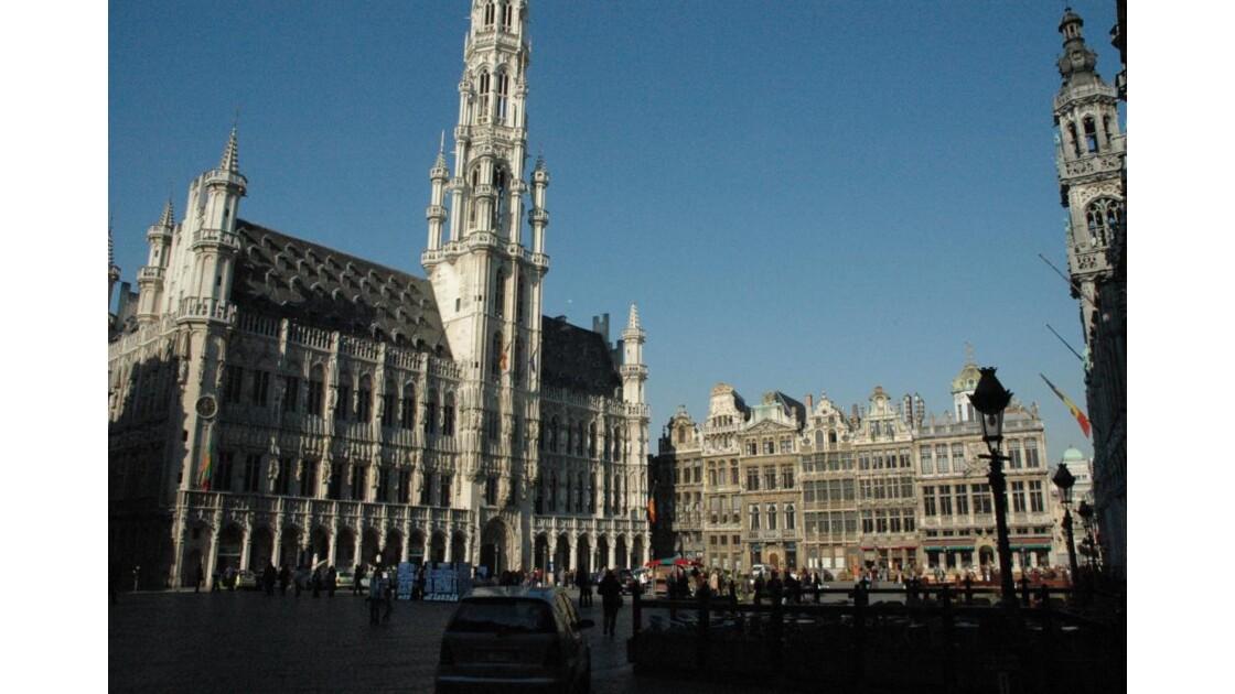 BRUXELLES - la Grand Place