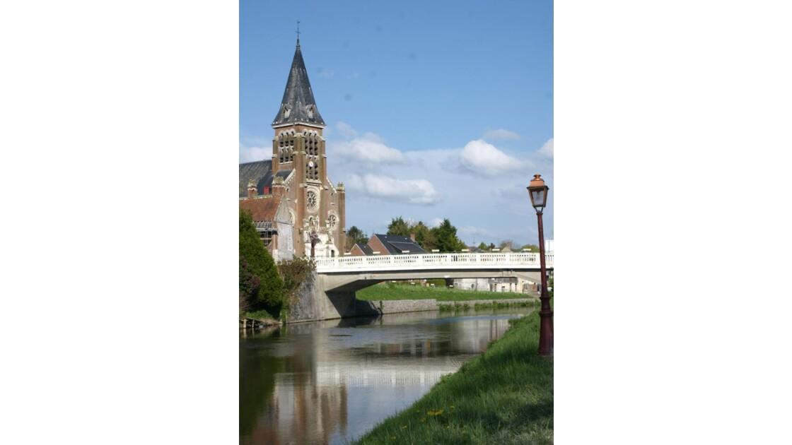 La somme à Pont Rémy.