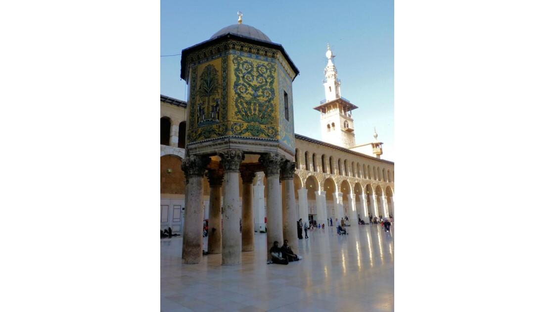 Mosquée des Omeyyades, le Trésor