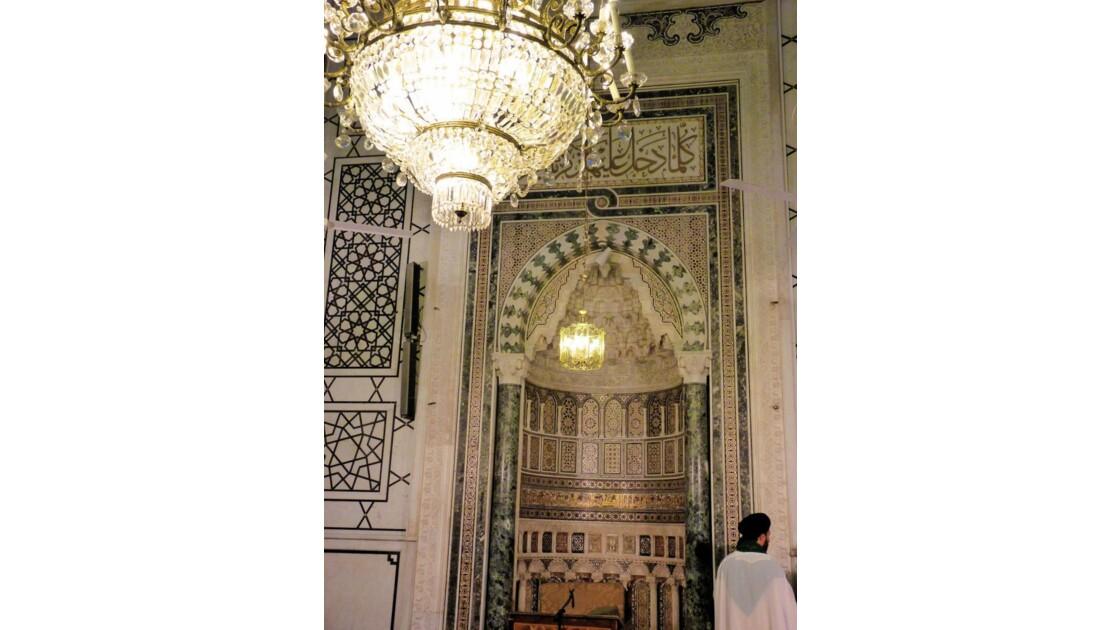Mihrab, mosquée des Omeyyades