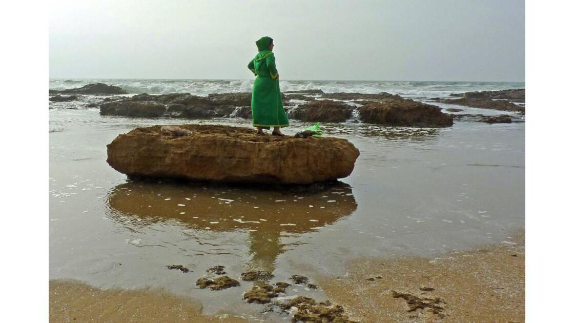 Face à la mer (Tifnit)