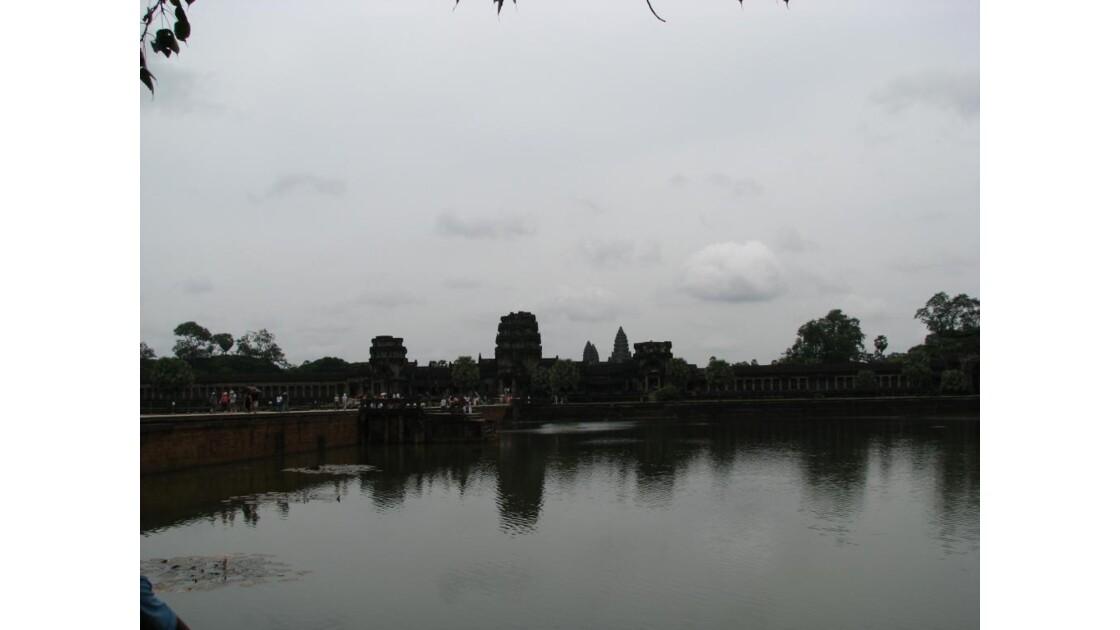 Angkor Vat vue générale