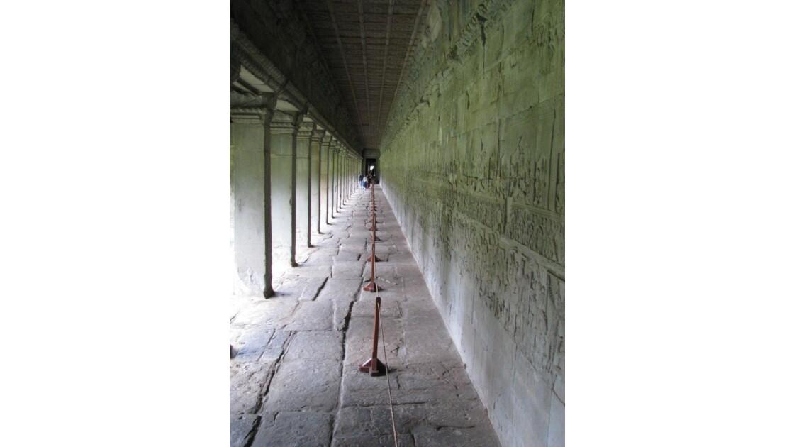 Angkor Vat grande galerie