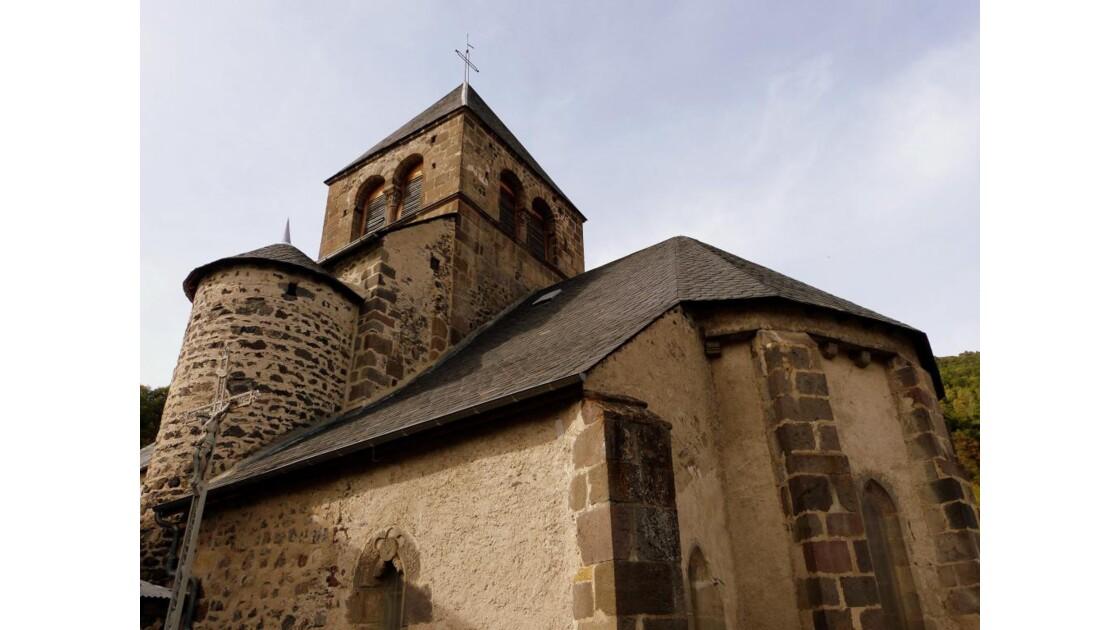 Eglise Ste Radegonde, Saurier