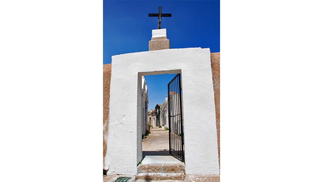 Porte cimetière marin
