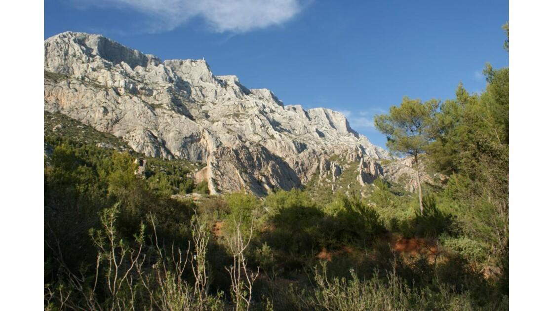 Montagne Ste-Victoire