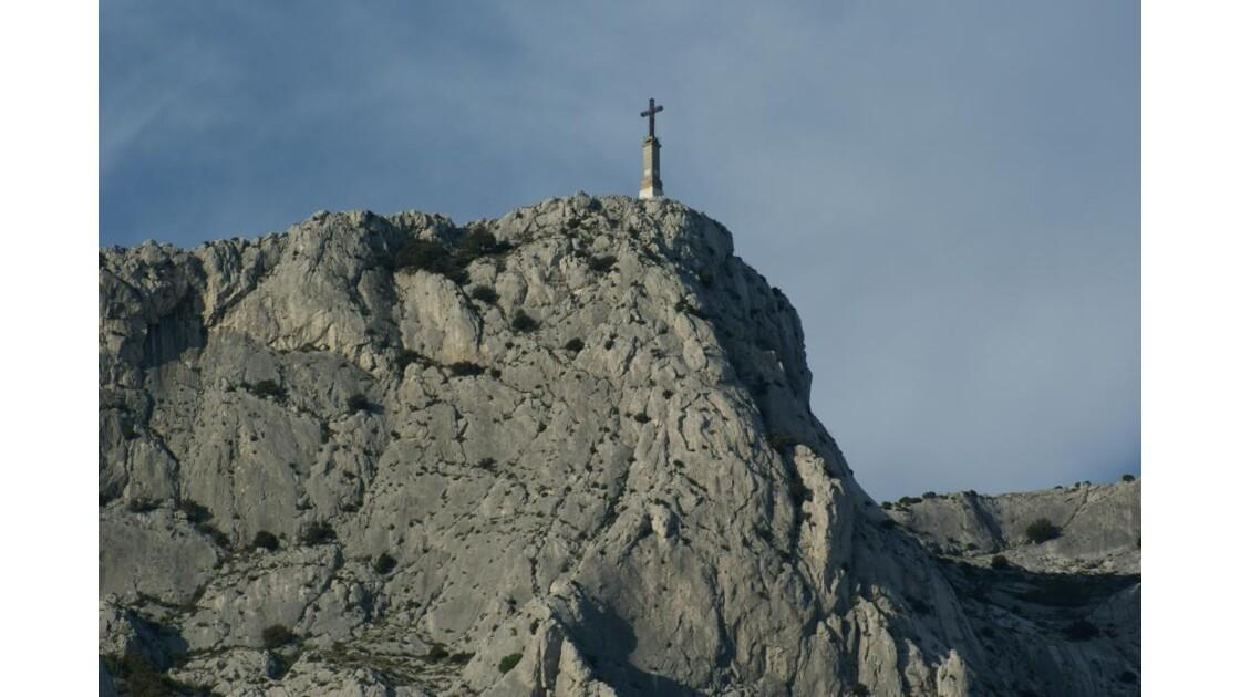 La croix de Ste Victoire