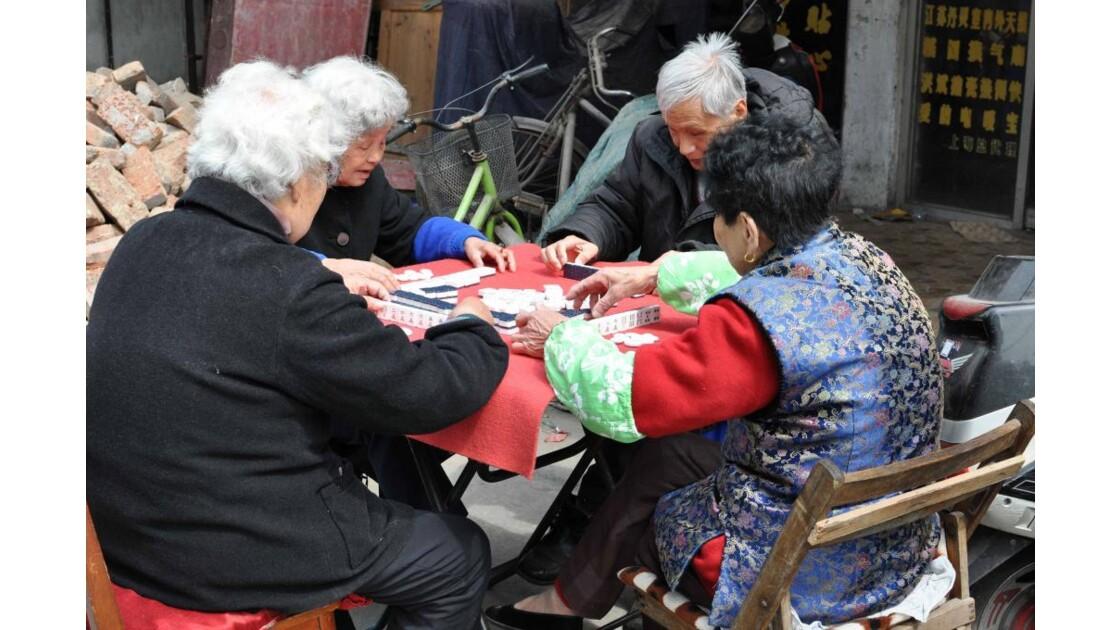 Shanghai jeu en société