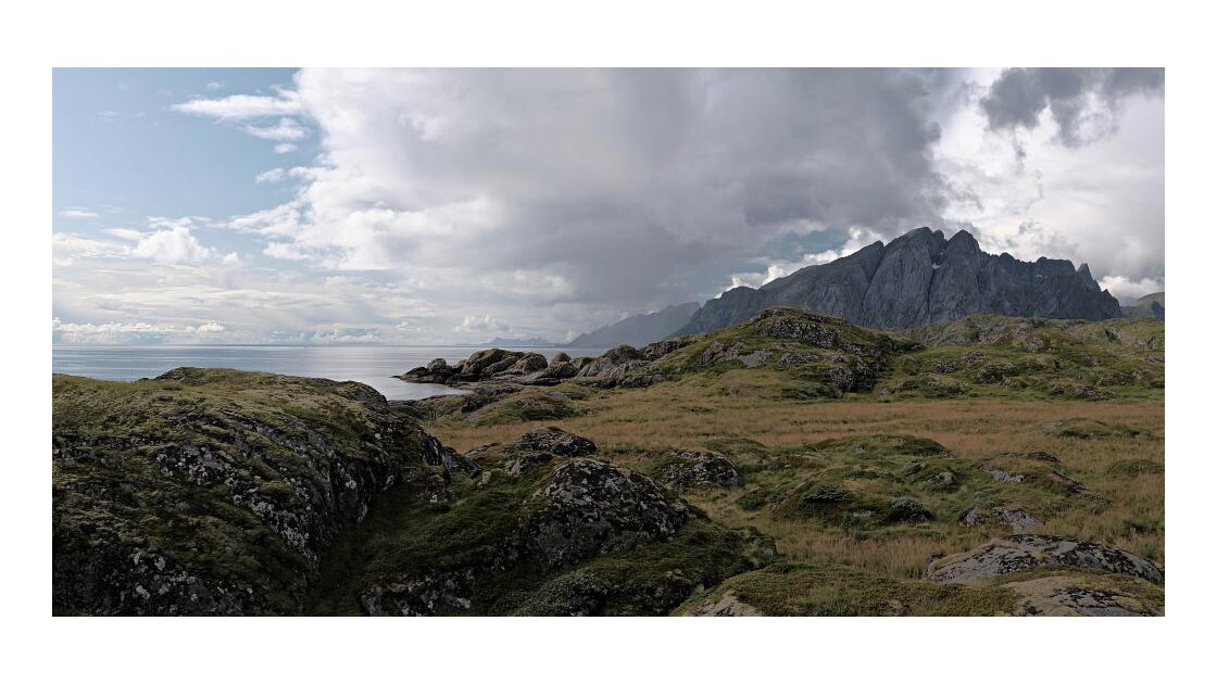 Panorama de Nesland