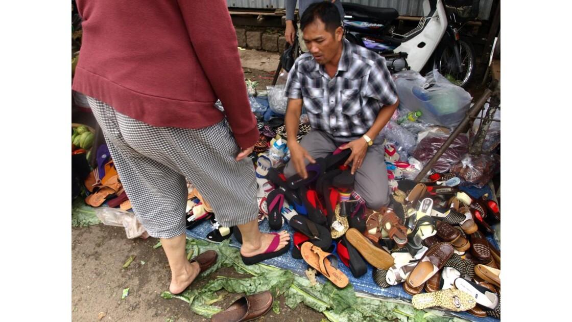 marchand de chaussures