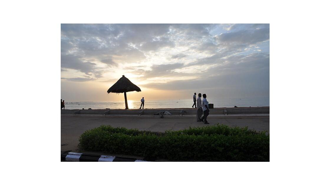 Esplanade de Pondy