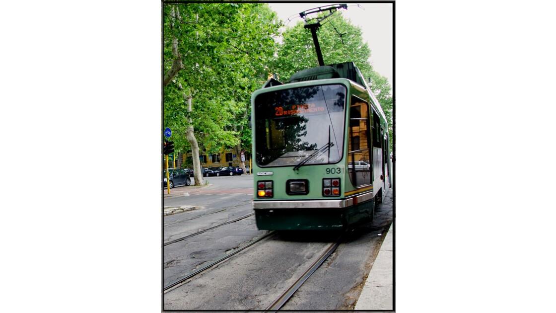 Le tram !!