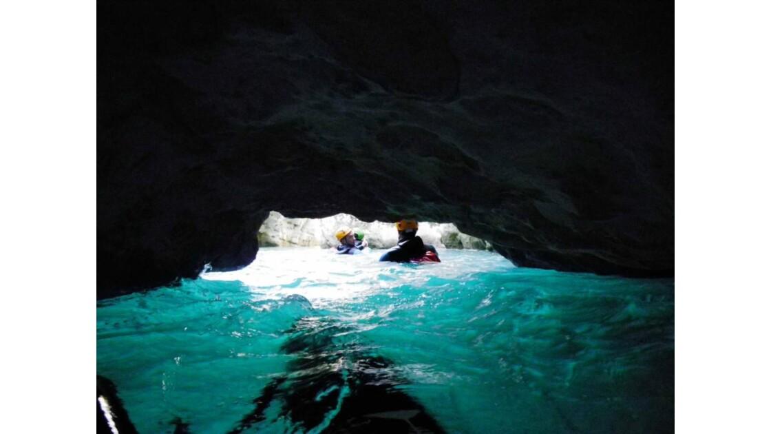 Floating Gorges du verdon