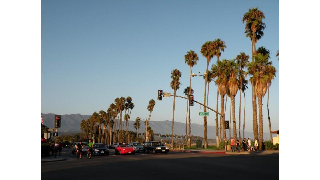 Santa Barbara, Californie, USA