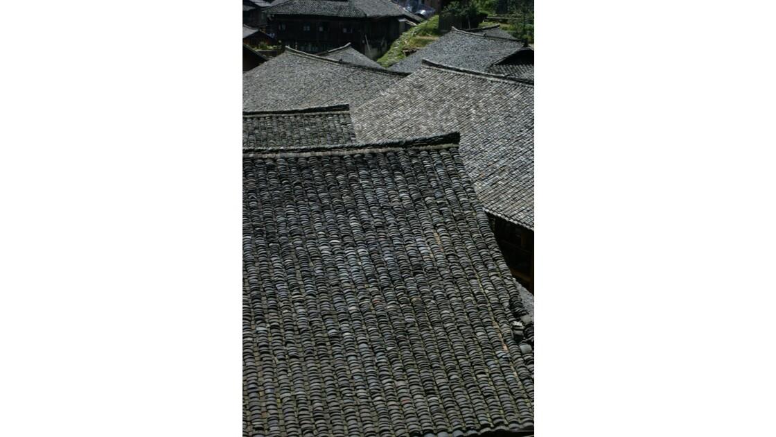 Série de toits