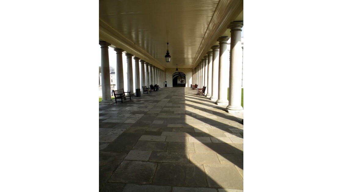 Queen's house, Greenwich park, Londres