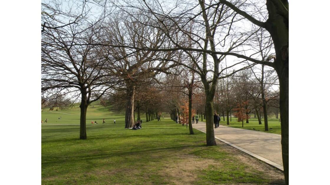 Greenwich park, Londres, GB