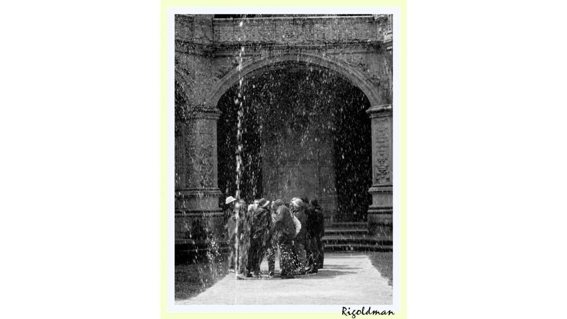 La fontaine de Jeronimo