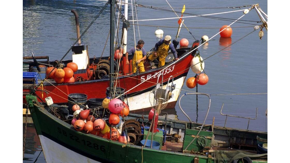 Port de pêche d'Erquy