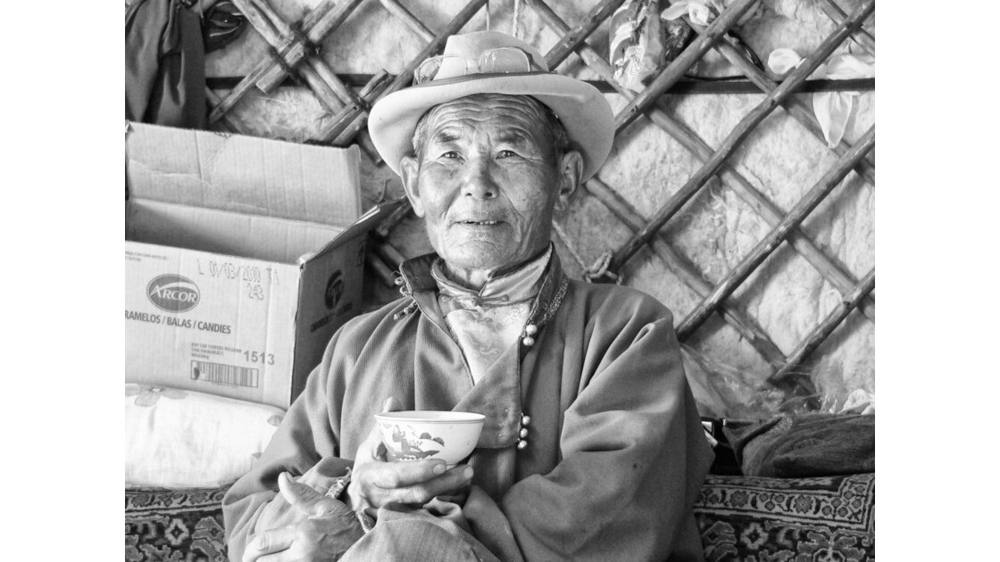 Voyage en Mongolie - desert de Gobi