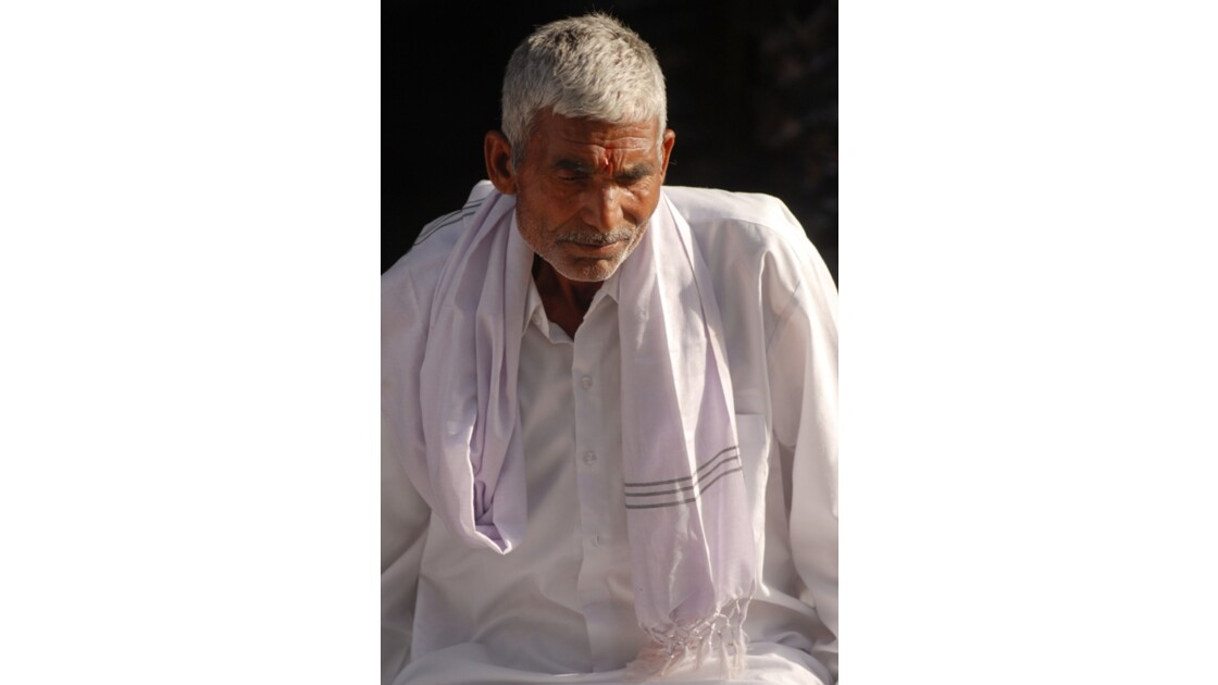 Pushkar - Le pandit