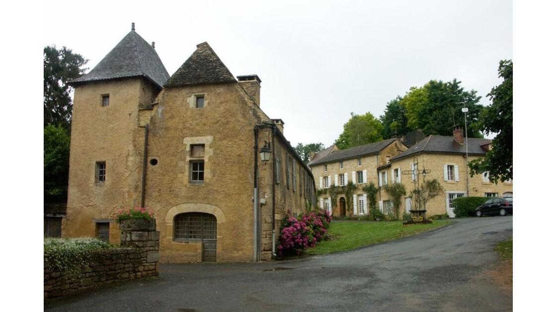 Maisons de bourg