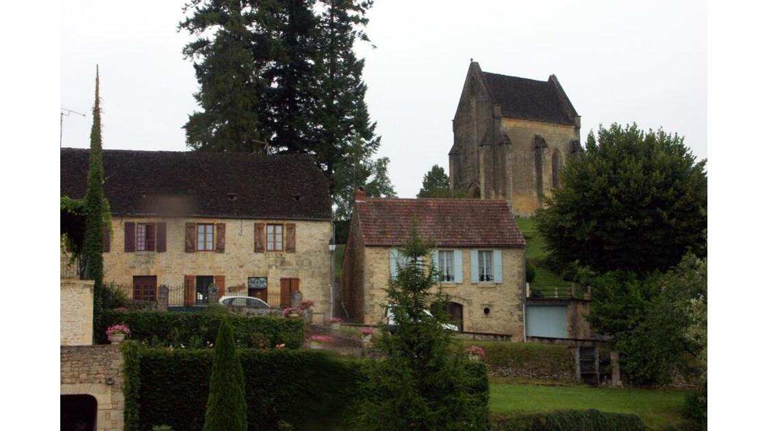 Maisons du village