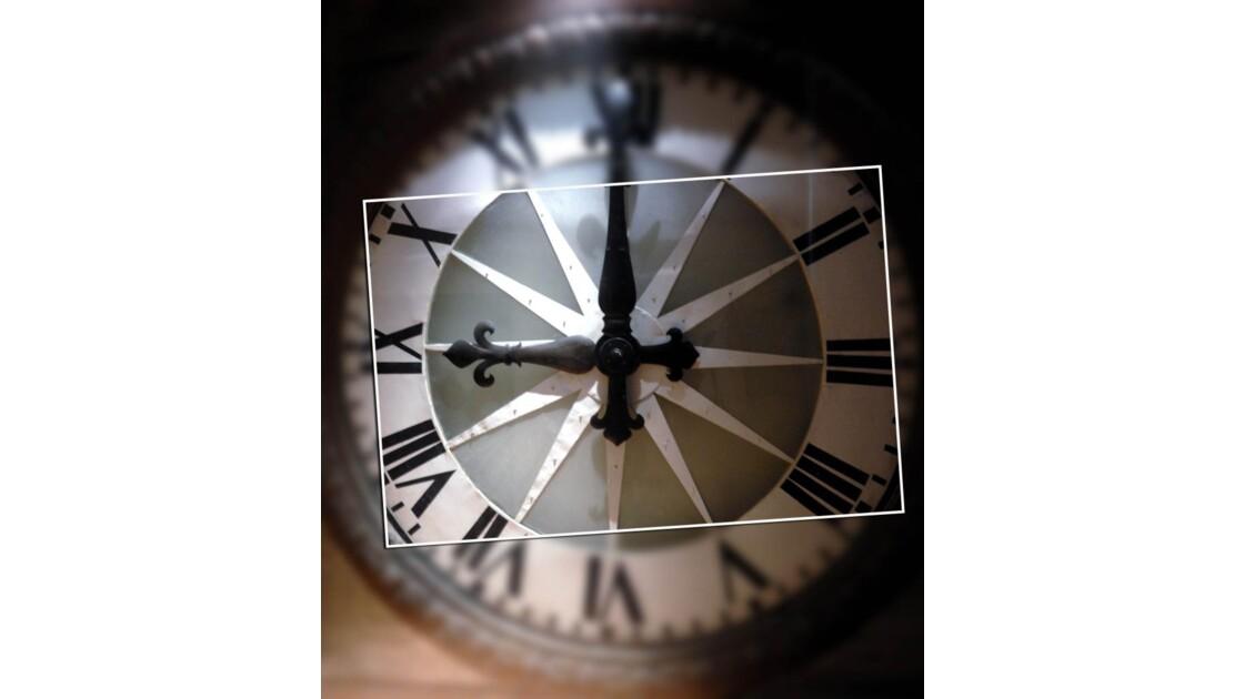 montre de chambord