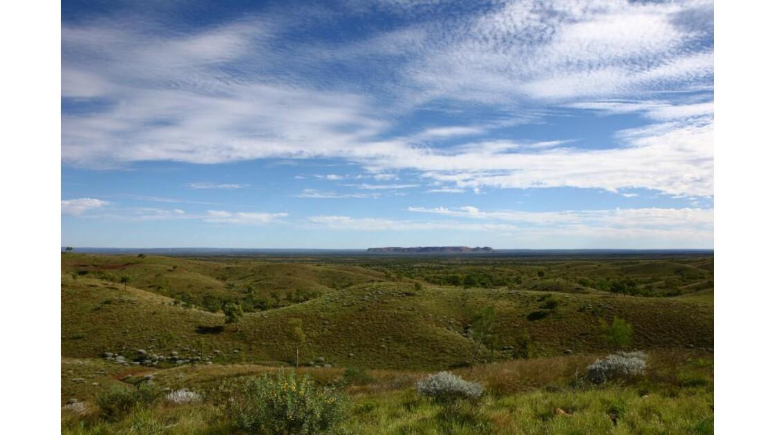 Goss Bluff - Northern Territory