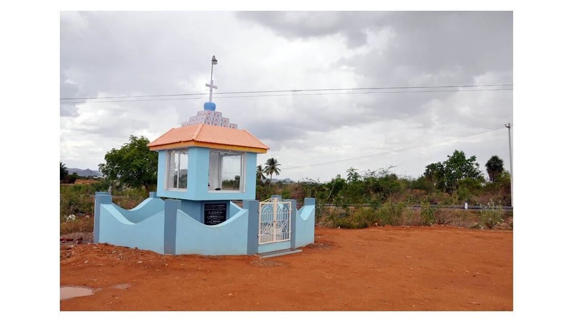 Petite chapelle…