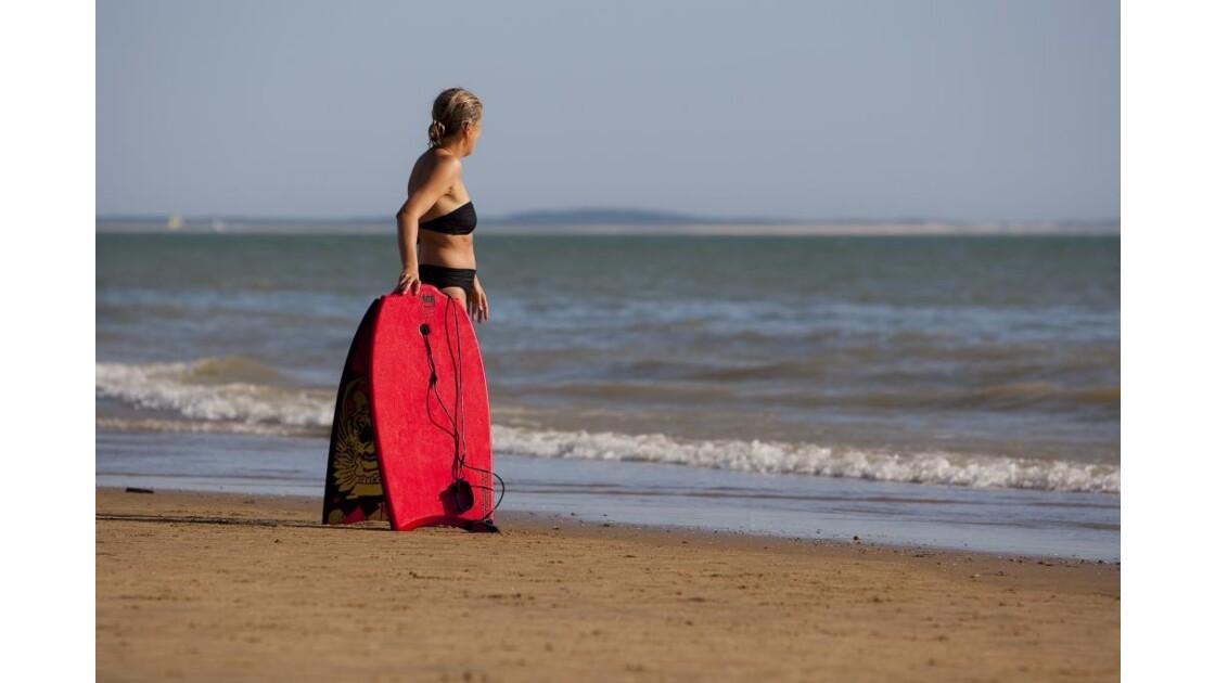 Le surf Rouge ...